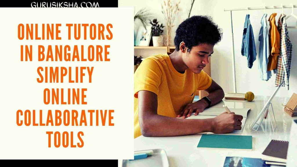 Tutors In Bangalore